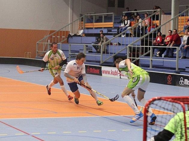 Petrovice získaly v dalším zápase dva body za výhru na nájezdy.