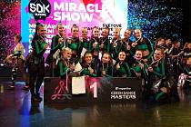 Tanečnice TK Intro Karviná získaly na mistrovství České republiky zlaté medaile v kategorii Disco dance.