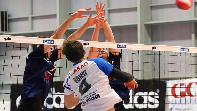 Volejbalisté Havířova po delší době zase vyhráli.