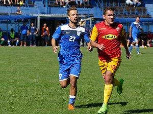 Fotbal: Havířov - Frýdlant n. O.