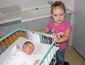 Lucinka se narodila 4. září mamince Taťáně Cingrošové z Karviné. Po narození malá Lucinka vážila 2870 g a měřila 49 cm.