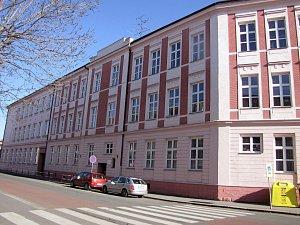 Základní škola na třídě Dr. E. Beneše.