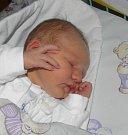 Martinek se narodil 13.listopadu paní Sandře Kúdelové z Orlové. Po porodu dítě vážilo 4010 g a měřilo 52 cm.