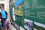 S velkým zájmem se setkala každoroční prohlídka útrob hráze Žermanické přehrady.