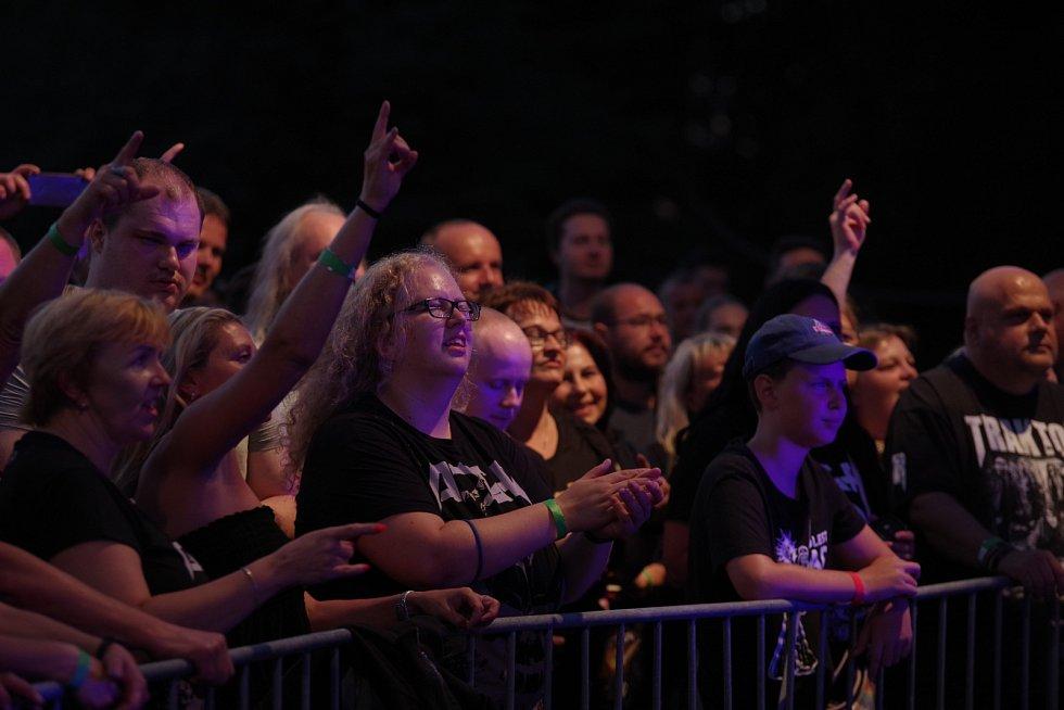 Festival Karviná Rocks, 9. července 2021, Lodičky Karviná.
