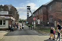 Festival POHO 2030 v areálu bývalého Dolu Barbora, září 2021.