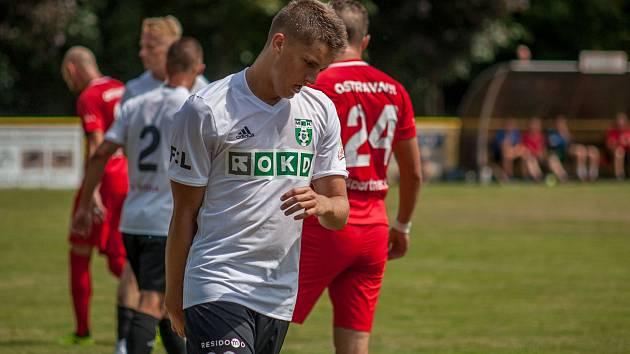 Daniel Stropek odchází na hostování zpět do Sokolova.