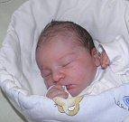 Kryštof Woźniak se narodil 24. října mamince Veronice Jurasové z Karviné. Porodní váha miminka byla 3060 g a míra 47 cm.