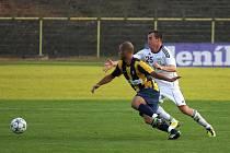 Fotbalisty Karviné čeká prestižní duel s Opavou.