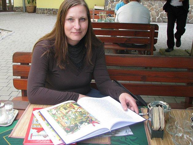 Je na nás, jak dnešní děti zaujmeme, aby více četly, říká Gabriela Liszoková.