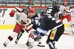 Hokejsité Havířova v souboji o pozici lídra II. ligy excelovali a nastříleli Prostějovu jedenáct branek.
