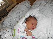 Lucinka se narodila 26. prosince paní Lucii Valčíkové z Karviné. Porodní váha holčičky byla 3390 g a míra 48 cm.