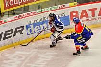 Hokejisté Havířova slízli na ledě Budějovic debakl.