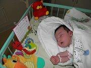 Emička Swaczynová se narodila 20. dubna mamince Nikole Veselkové z Karviné. Po porodu holčička vážila 3760 g a měřila 51 cm.