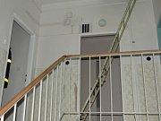 Zásah hasičů v domě, kde vybuchl plyn.