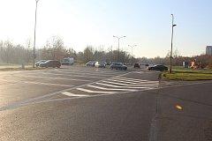 Křižovatka na Ostravské ulici v Havířově dozná změn k vyšší bezpečnosti.