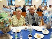 Hasiči v Horní Suché slavili výročí.