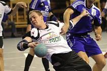 Libor Hanisch středeční utkání nedohrál.