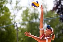 Martina Jakubšová musí se svou parťačkou zdolávat náročné kvalifikace.