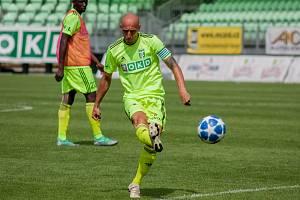 Marek Janečka se těší na pondělní derby proti Ostravě.