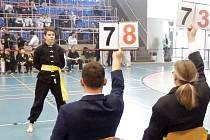Michal Válek během turnaje v Polsku.