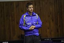 Petr David uhrál s Ostravou tři body.