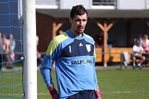 Ladislav Svatoš udržel čisté konto a Lokomotiva roznesla Čeladnou 6:0.