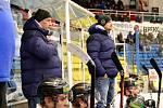 Jiří Režnar (vlevo) a Patrik Rimmel průběžně sestavují kádr pro novou sezonu.