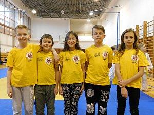 Českotěšínské judo na turnajích
