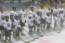 Zahájení nové sezony havířovských hokejistů.