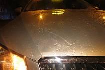 Řidič Škody Octavia srazil v Havířově na přechodu chodkyni.