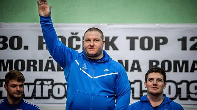 Kamil Kučera vyhrál soutěž už popáté.