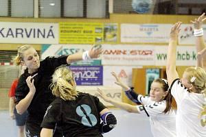 Házenkářky Sokola dokázaly vyhrát ve Veselí.
