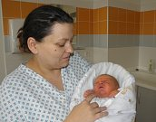 Mireček Orság se narodil 18. listopadu paní Marcele Orságové z Karviné. Po porodu dítě vážilo 3860 g a měřilo 52 cm.