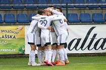 Fotbalistům Karviné se pod novým trenérem Jozefem Weberem daří. Ve třech zápasech uhráli sedm bodů. Získají nějaké i v úterý v Jablonci?
