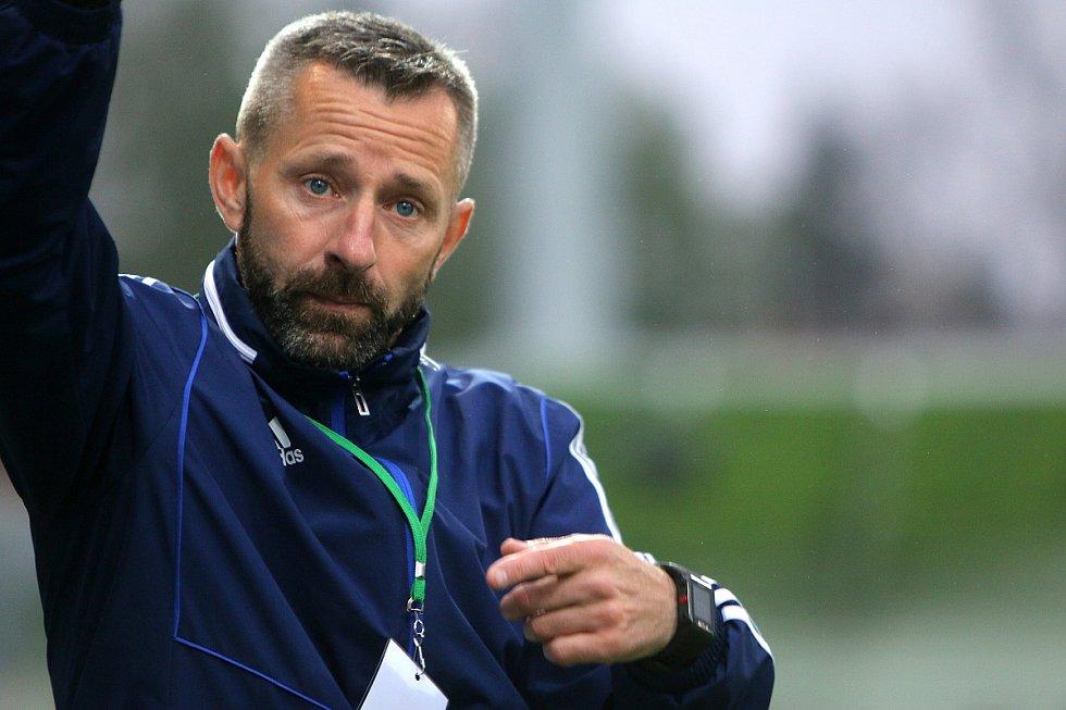 Marek Bielan, asistent trenéra Františka Straky.
