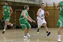 Basketbalistům Karviné se letos daří.