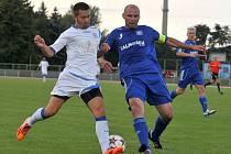 Petrovice po dvou venkovních zápasech hrály doma a vyhrály.