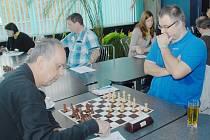 Orlovský Vladimír Talla (vpravo) získal proti Grygovu jedno vítězství.