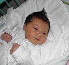 Eliška Gaálová se narodila 19. prosince paní Ivaně Kalinové z Bohumína. Po narození Eliška vážila 3570 g a měřila 49 cm.