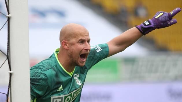 Petr Bolek nezažil v Teplicích vydařený zápas.