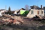 Na místě domku, který byl v roce 2018 zničen výbuchem plynu, vyroste nový domek. Pozemek koupil nový majitel.