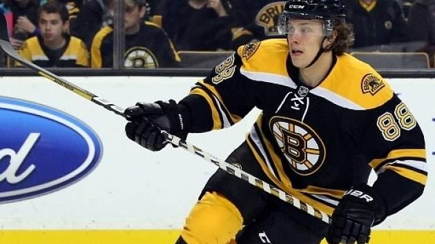 David Pastrňák zůstává v prvním týmu Bostonu!