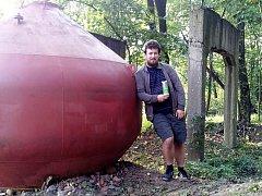 Trika podporující třídění odpadu nacházejí lidé na různých místech Bohumína.