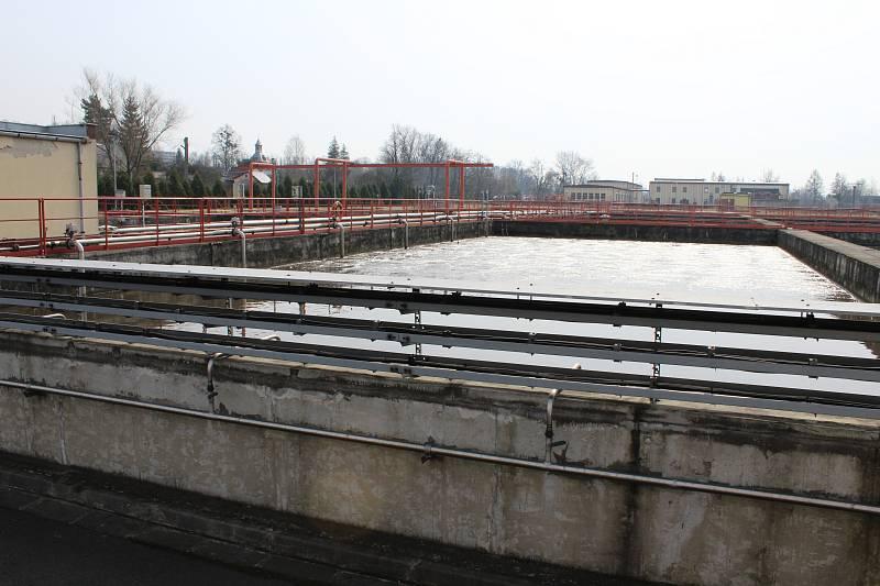 Karvinská čistírna odpadních vod byla v sobotu zpřístupněna veřejnosti.