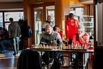 Šachistům Slavoje skončila sezona. Vracejí se do první ligy.