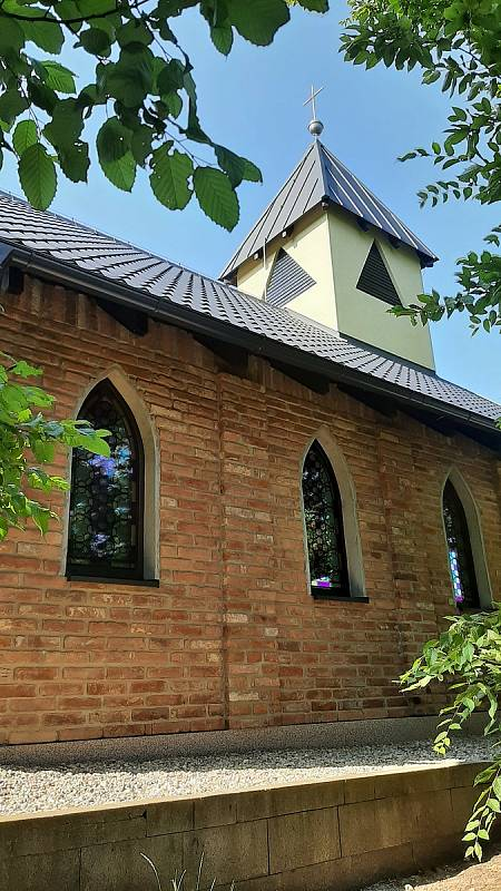 U hotelu Fridrich u Těrlické přehrady mají novou kapli, kde se konají i svatební obřady.