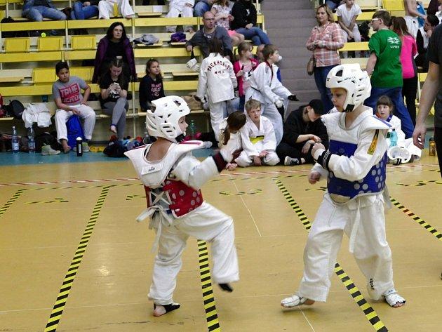 Velikonoční turnaj dětí a mládeže v Havířově.