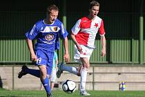 Orlovští fotbalisté změří v sobotu síly s Prostějovem v historicky prvním třetiligovém utkání na orlovské půdě.