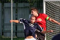 Roman Košťál (v červeném) věří, že se bohumínský tým ještě zvedne.